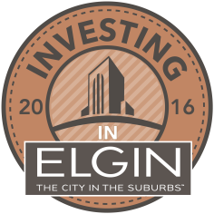 Investing in Elgin logo